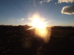 sun, glorious sun
