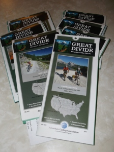 dreaming of what lies in these 7 maps...and the 2700 miles that lay ahead....