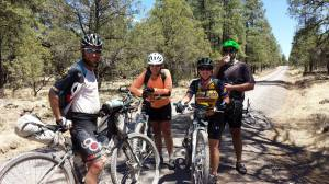 part of the Gila Fun Crew